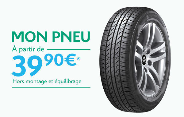 Promotion pneu Garage Ichtertz