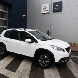 Peugeot 2008 1.2 pure tech 110cv allure eat6